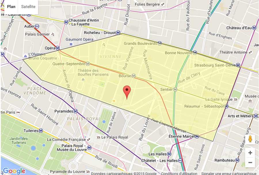 Plan paris 2 plan metro paris plan de paris for Agence immobiliere 6eme arrondissement paris