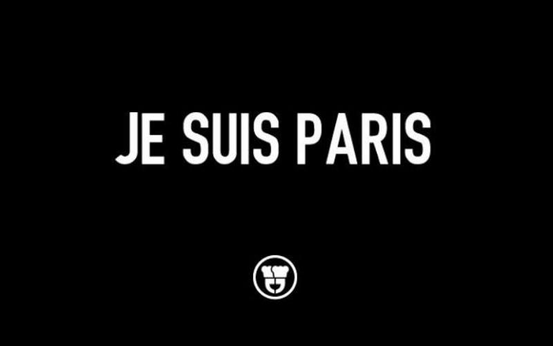 Je Suis Paris - Hommage aux Victimes du 13 Novembre-2015