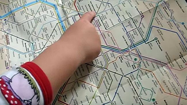 plan metro paris enfant turque