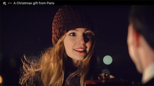 Joyeux Noel - Paris - Merry Christmas