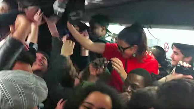 subparty metro paris