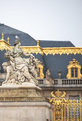 weather in Versailles